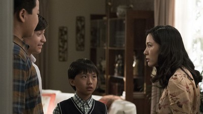 Fresh Off the Boat 04x07 : The Day After Thanksgiving- Seriesaddict